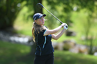 Taylor-Rose Perrett, New Zealand Amateur Golf Championship, Wairakei Golf Course, Taupo, New Zealand, Wednesday 31 October 2018. Photo: Kerry Marshall/www.bwmedia.co.nz