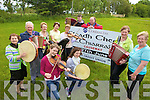 TUNING UP: Members of the County Fleadh Cheoil committee tuning up for the festival which takes place at the end of June, front l-r: Triona Casey, Niamh Leen. Back l-r: Mary Allen, Richard Casey, Helen Twomey, Mary Treacey, Joan O'Mahony, Sean O'Dwyer, Philip O'Dwyer, Christina Neilan, Mary Casey.