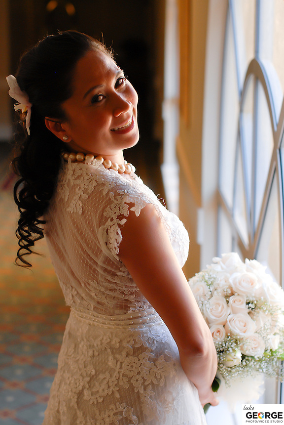 David and Nhen's July 12, 2014 Lafayette wedding.