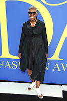BROOKLYN, NY - JUNE 4: Bethann Hardison at the 2018 CFDA Fashion Awards at the Brooklyn Museum in New York City on June 4, 2018. <br /> CAP/MPI/JP<br /> &copy;JP/MPI/Capital Pictures