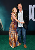 "LOS ANGELES, USA. September 29, 2019: Brett Cullen & Harper Cullen at the premiere of ""Joker"" at the TCL Chinese Theatre, Hollywood.<br /> Picture: Paul Smith/Featureflash"