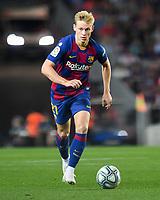 Frenkie De Jong<br /> 21/01/2016 <br /> Barcelona - Villarreal <br /> Calcio La Liga 2019/2020 <br /> Photo Paco Largo Panoramic/insidefoto <br /> ITALY ONLY