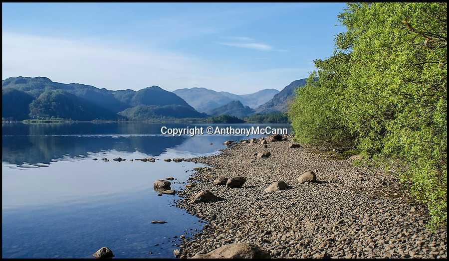 BNPS.co.uk (01202 558833)<br /> Pic: AntonyMcCann/BNPS<br /> <br /> St Herbert's Island, one of the four Islands of Derwent Water.<br /> <br /> They are two of country's hottest holiday destinations, visited by millions of tourists each year - but now a new book has revealed the hidden gems of the Lake District and Yorkshire Dales.<br /> <br /> The guide turns its back on hotspots like Lake Windemere, Coniston, Kendal and Bowness, instead unveiling more than 400 of the best kept secrets of Britain's most popular national parks, found only off the beaten track.<br /> <br /> It lifts the lid on hidden waterfalls, huge caverns, forgotten tunnels, secret valleys and islands, bothy huts, lost ruins, magical meadows and ancient forest away from the tourist trail.<br /> <br /> The Wild Guide to the Lake District and Yorkshire Dales is published by Wild Things Publishing on June 1 and costs £15.99.
