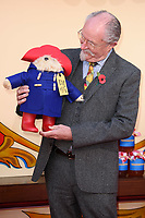 Jim Broadbent at the &quot;Paddington 2&quot; premiere at the NFT South Bank, London, UK. <br /> 05 November  2017<br /> Picture: Steve Vas/Featureflash/SilverHub 0208 004 5359 sales@silverhubmedia.com