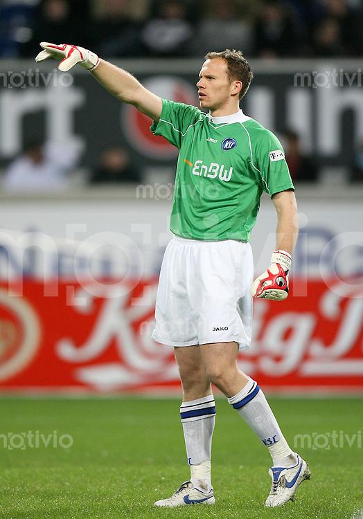 Fussball  2. Bundesliga  Saison 2006/2007 Markus MILLER (Karlsruher SC)