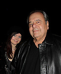 Dee Dee Benkie and Paul Sorvino at Press Conference and shooting the movie Price For Freedom which they star in and it tells the story of an Iranian Jew who worked to counter oppression after the 1979 Islamic Revolution was shot in Orange County and Italy and premieres May 29, 2015 at the Hoboken Film Festival, Middletown, NY. (Photo by Sue Coflin/Max Photos)