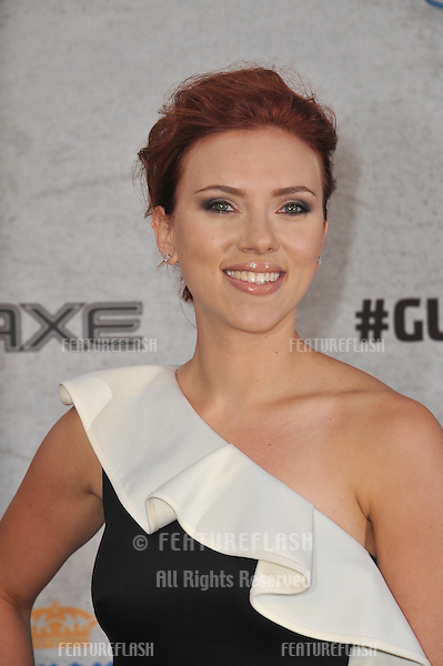 Scarlett Johansson at Spike TV's Guys Choice Awards 2011 at Sony Studios, Culver City, CA..June 4, 2011  Los Angeles, CA.Picture: Paul Smith / Featureflash
