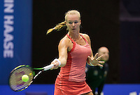 Rotterdam, Netherlands, December 19, 2015,  Topsport Centrum, Lotto NK Tennis, Kiki Bertens  (NED)<br /> Photo: Tennisimages/Henk Koster