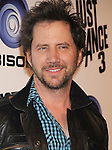 """LOS ANGELES, CA - OCTOBER 04: Jamie Kennedy arrives at the launch of """"Just Dance 3"""" at The Beverly on October 4, 2011 in Los Angeles, California."""
