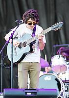 INFANTREE performing at Voodoo Fest 2012 in New Orleans, LA.