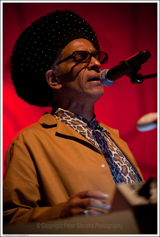 Don Letts -<br /> <br /> Big Audio Dynamite perform at the Shepherds Bush Empire on the 2nd April 2011