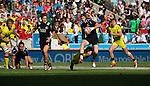 Gillies Kaka. The All Blacks Sevens beat Australia 24-10. London, England. Photo: Marc Weakley