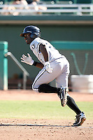 Jared Mitchell - Peoria Saguaros - 2010 Arizona Fall League.Photo by:  Bill Mitchell/Four Seam Images..