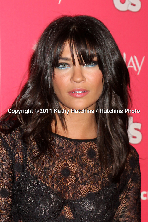 LOS ANGELES - APR 26:  Jessica Szohr arriving at the 2011 US Weekly Hot Hollywood Style Event  at Eden on April 26, 2011 in Los Angeles, CA..