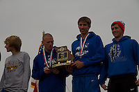 2012 MO State XC Class 1 Boys Team Awards