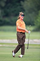 Miguel Angel Jimenez (ESP) during the first round of the Shot Clock Masters, played at Diamond Country Club, Atzenbrugg, Vienna, Austria. 07/06/2018<br /> Picture: Golffile | Phil Inglis<br /> <br /> All photo usage must carry mandatory copyright credit (&copy; Golffile | Phil Inglis)
