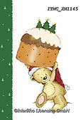 Marcello, CHRISTMAS ANIMALS, WEIHNACHTEN TIERE, NAVIDAD ANIMALES, paintings+++++,ITMCXM1145,#xa# ,sticker,stickers