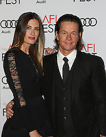 "17 November 2016 -  Hollywood, California - Rhea Durham, Mark Wahlberg. AFI FEST 2016 - Closing Gala - Premiere Of ""Patriot's Day"" held at The TCL Chinese Theatre. Photo Credit: AdMedia"