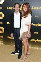 HOLLYWOOD, LOS ANGELES, CA, USA - JANUARY 06: Veronica Smiley, Brian Grazer at the Los Angeles Premiere Of FOX's 'Empire' held at ArcLight Cinemas Cinerama Dome on January 6, 2015 in Hollywood, Los Angeles, California, United States. (Photo by David Acosta/Celebrity Monitor)