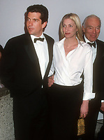 John F. Kennedy Jr Carolyn Kennedy, 1999, Photo By John Barrett/PHOTOlink