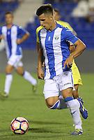 Leganes's  Bojan Jokic during the XXXVII trophy of Legane's City between CD Leganes and Villarreal CF at Butarque Stadium. August 13, 2016. (ALTERPHOTOS/Rodrigo Jimenez) /NORTEPHOTO