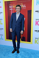 """LOS ANGELES - AUG 7:  Jack Davenport at the """"Why Women Kill"""" Premiere at the Wallis Annenberg Center on August 7, 2019 in Beverly Hills, CA"""