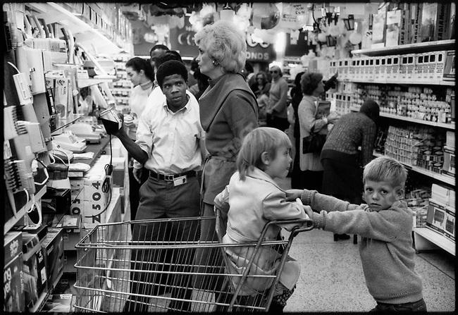 Boskburg, South Africa, June 1978.