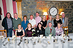 Listowel Drama Group Xmas party: Members of Listowel Drama Group enjoying their Christmas Party at Mai Fitz's Restaurant, Listowel  on Friday night last.