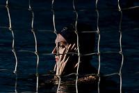 Catharina Van Der Sloot Ekipe <br /> Roma 06/01/2019 Centro Federale  <br /> Final Six Pallanuoto Donne Coppa Italia <br /> Plebiscito Padova - Ekpe Orizzonte Catania Finale 3-4 posto<br /> Foto Andrea Staccioli/Deepbluemedia/Insidefoto