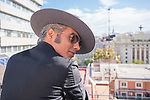 Singer Pitingo during the Presentation in Madrid of the concerts 'Mestizo y Fronterizo'. 15 November 2019. Alterphotos/Francis Gonzalez