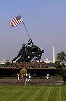 Vietnam near George Washington Monument in Washington DC, USA