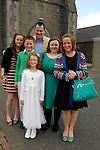Collon First Communion 2012