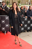 Melanie Sykes<br /> arriving for TRIC Awards 2018 at the Grosvenor House Hotel, London<br /> <br /> ©Ash Knotek  D3388  13/03/2018