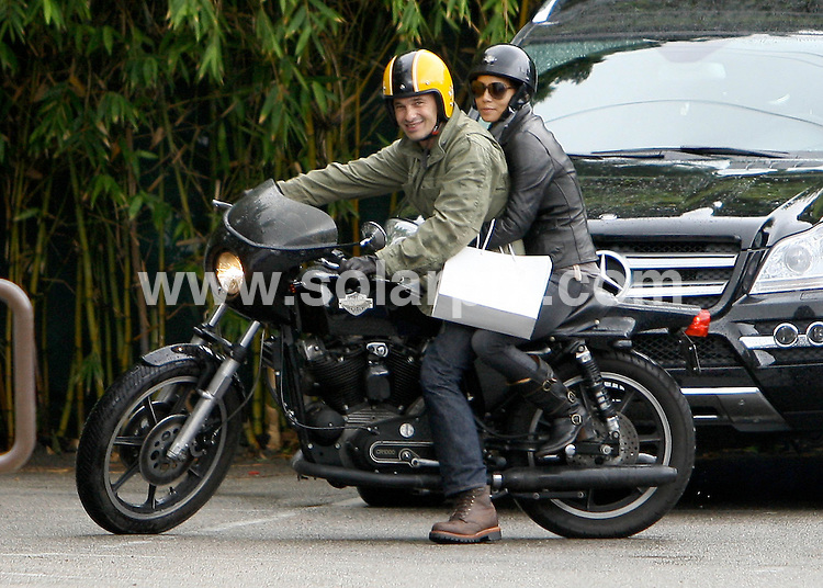 **ALL ROUND PICTURES FROM SOLARPIX.COM**                                             **SYNDICATION RIGHTS FOR UK AND SPAIN ONLY**                                                                                  Caption: Hollywood lovebirds, Halle Berry and Olivier Martinez leaving the Hair Studio in West Hollywood, CA, USA, 20 October 2010                                                                               This pic: Halle Berry and Olivier Martinez                                                                                             JOB REF: 12353       STL       DATE: 20_10_2010                                                           **MUST CREDIT SOLARPIX.COM OR DOUBLE FEE WILL BE CHARGED**                                                                      **MUST AGREE FEE BEFORE ONLINE USAGE**                               **CALL US ON: +34 952 811 768 or LOW RATE FROM UK 0844 617 7637**