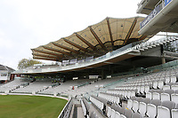 General view of the Warner Stand, under construction, ahead of Middlesex CCC vs Essex CCC, Specsavers County Championship Division 1 Cricket at Lord's Cricket Ground on 24th April 2017
