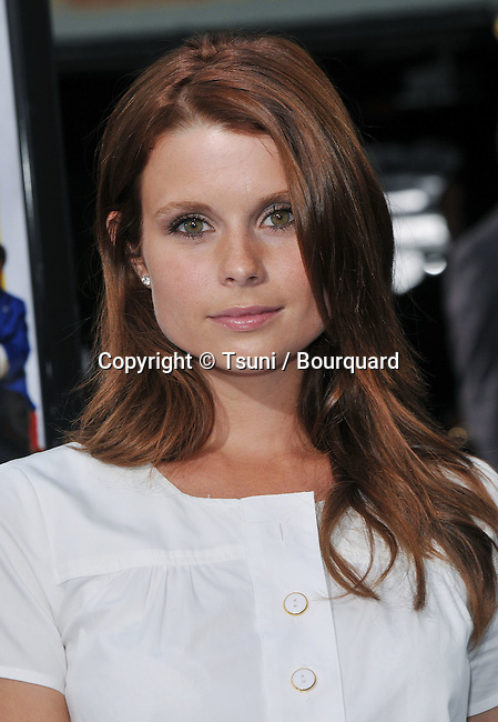 JoAnna Garcia    - <br /> The Love Guru premiere at the Chinese Theatre In Los Angeles.<br /> <br /> headshot<br /> eye contact