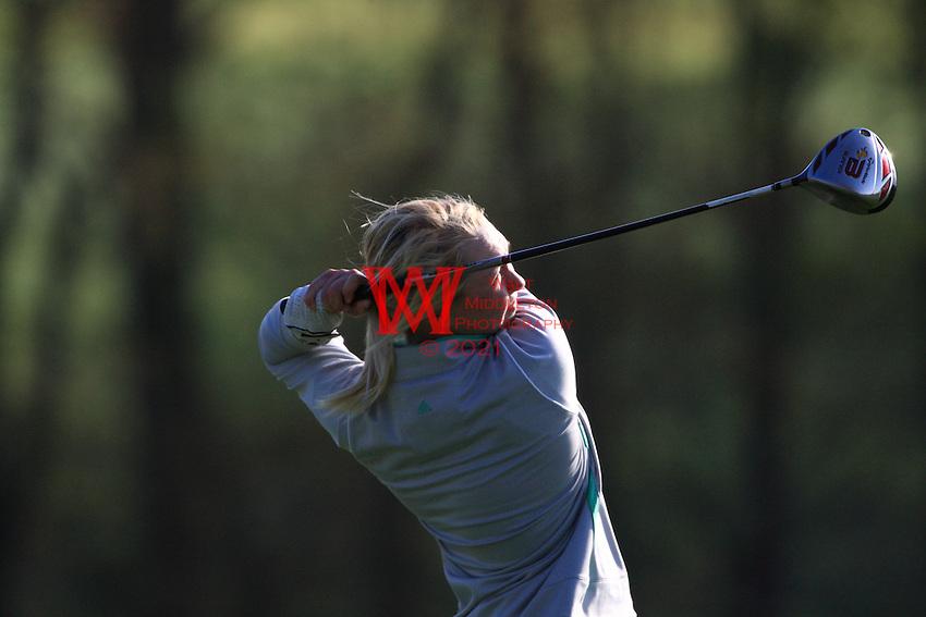 April 10th, 2010. Eastern Michigan University Women's Golf at the 2010 Indiana University Invitational.