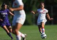 SU Women's Soccer Vs. UW - Season Opener