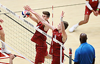 Stanford Volleyball M vs BYU, April 13, 2019