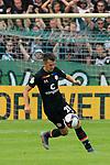 11.08.2019, Stadion Lohmühle, Luebeck, GER, DFB-Pokal, 1. Runde VFB Lübeck vs 1.FC St. Pauli<br /> <br /> DFB REGULATIONS PROHIBIT ANY USE OF PHOTOGRAPHS AS IMAGE SEQUENCES AND/OR QUASI-VIDEO.<br /> <br /> im Bild / picture shows<br /> Einzelaktion/Aktion. Ganze Figur. Einzeln. Freisteller. Waldemar Sobota (FC St. Pauli)<br /> <br /> Foto © nordphoto / Tauchnitz