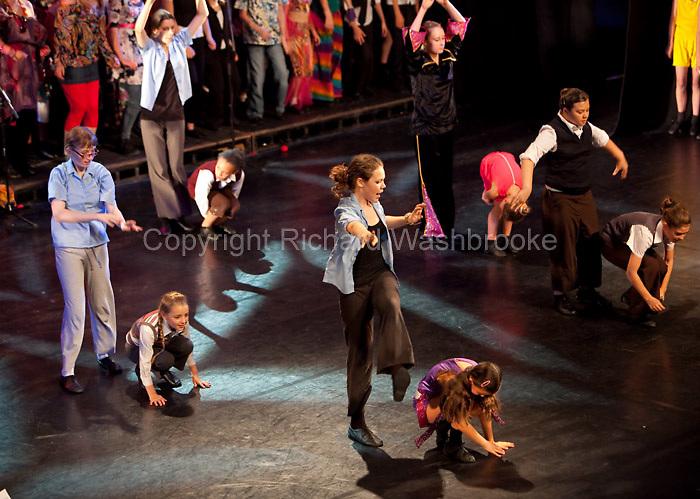 Theatretrain 20th June 2010 Sadlers Wells