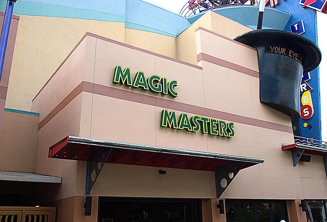Shopping, Magic Masters, World of Disney, Orlando, Florida