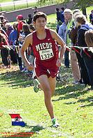 MICDS junior Josh Zoeller 12th.