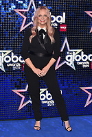 Emma Bunton<br /> 'Global Awards 2019' at the Hammersmith Palais in London, England on March 07, 2019.<br /> CAP/PL<br /> &copy;Phil Loftus/Capital Pictures