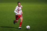 Jamie Gray of Stevenage during Stevenage vs Norwich City, Friendly Match Football at the Lamex Stadium on 11th July 2017