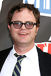 Actor Rainn Wilson arrives at the 2008 VH1 Rock Honors: The Who at Pauley Pavilion on the UCLA Campus on July 12, 2008 in Westwood, California. California.