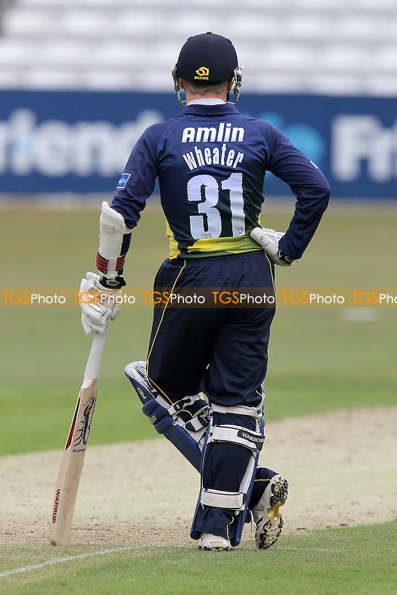 Adam Wheater in batting action for Essex - Essex CCC 2nd XI vs Middlesex CCC 2nd XI - Second XI Twenty 20 Cricket at the Ford County Ground, Chelmsford - 06/06/11 - MANDATORY CREDIT: Gavin Ellis/TGSPHOTO - Self billing applies where appropriate - Tel: 0845 094 6026