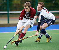 Hampstead v Loughborough Students