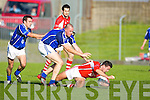 Micheal Quirke Kerins O'Rahillys   v  Aidan O'Mahony Rathmore in the Senior Football Championship Round 3 at Austin Stack park, Tralee on Sunday