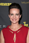 Carla Gugino attending the Broadway Opening Night Performance of 'The Performers' at the Longacre Theatre in New York City on 11/14/2012